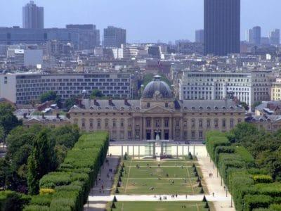 ville, urbaine, bâtiment, architecture, paysage urbain, urbain, Université, ciel