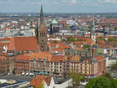 architecture, city, town, urban, church, roof, cityscape, house