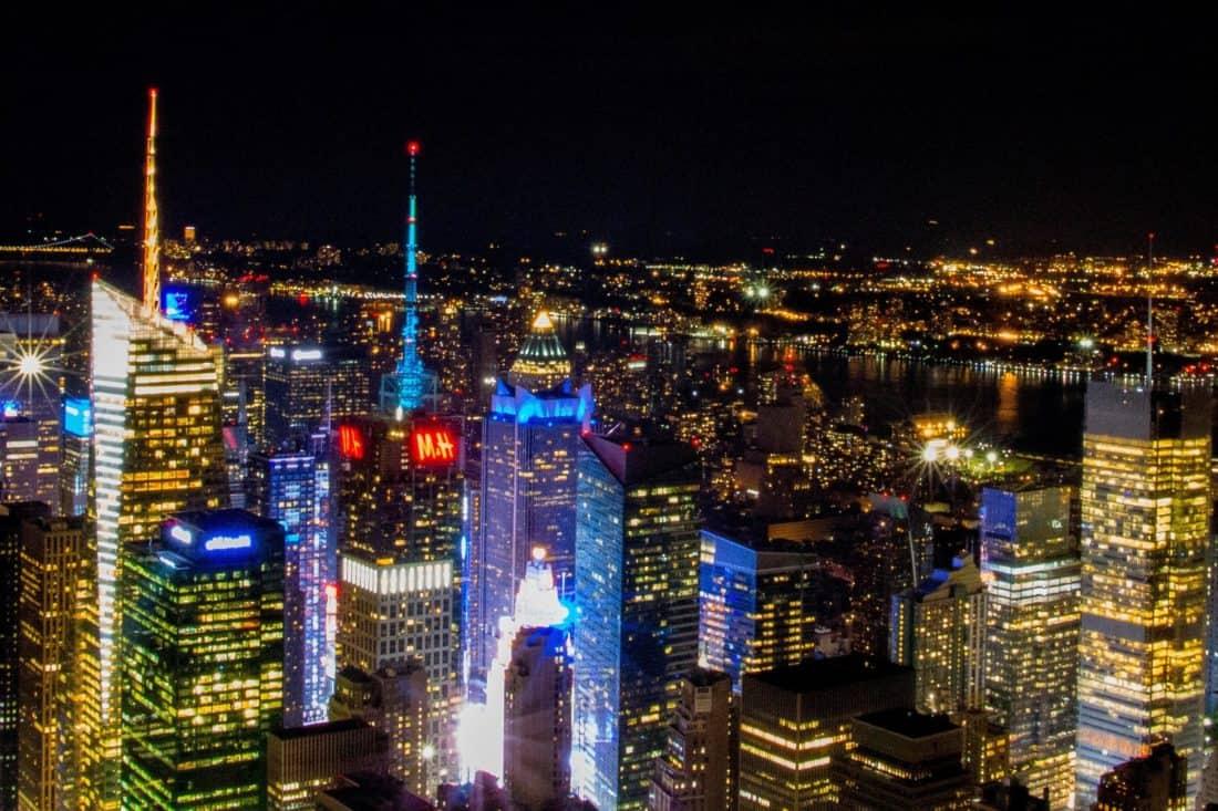 city, cityscape, dusk, metropolis, downtown, urban, architecture