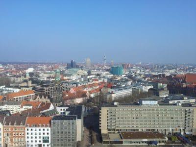 ville, architecture, paysage urbain, toit, ville, immeuble, stade, structure