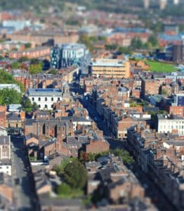 city, town, cityscape, architecture, roof, downtown, house, urban