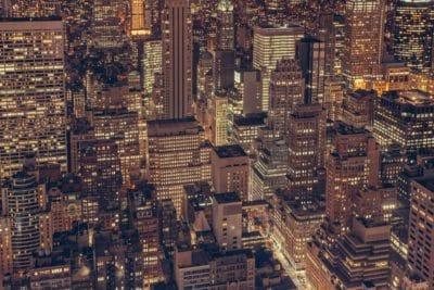 architecture, ville, paysage urbain, antenne, centre ville, urbain