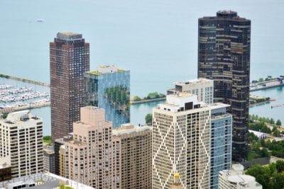 architecture, metropolis, building, city, sky, downtown, cityscape, urban