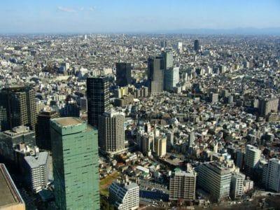 ciudad, paisaje urbano, arquitectura, urbana, centro, hito, antena
