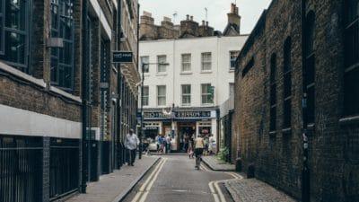 rue, architecture, bâtiment, urbain, ville, vieux, plein air, route, chemin, trottoir