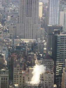 paysage urbain du centre-ville, ville, construction, panorama, architecture, urbain, tour
