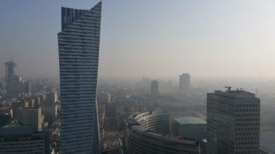 Stadt, Architektur, Nebel, Gebäude, Turm, Stadtbild, Innenstadt, urban, Himmel