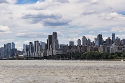 Stadt, Architektur, Cloud, urban, Waterfront, Stadt, Stadtbild, Wasser, Himmel