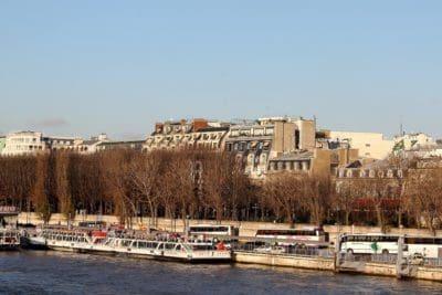 Centro de la ciudad, arquitectura, ciudad, agua, construcción, urbano, río, cielo