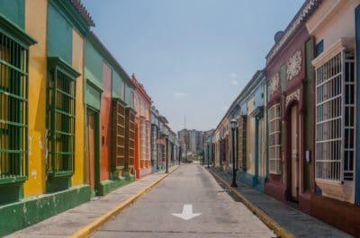 Architektúra, dom, mesto, mestské, obloha, farebné, mesto, letný street