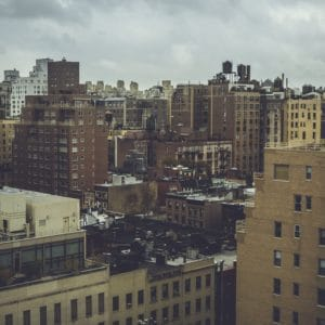 city, architecture, cityscape, sky, apartment, building, urban, downtown