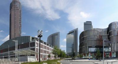 Architektur, Stadt, modernes Gebäude, Wahrzeichen, Himmel, urban, Tageslicht, Turm
