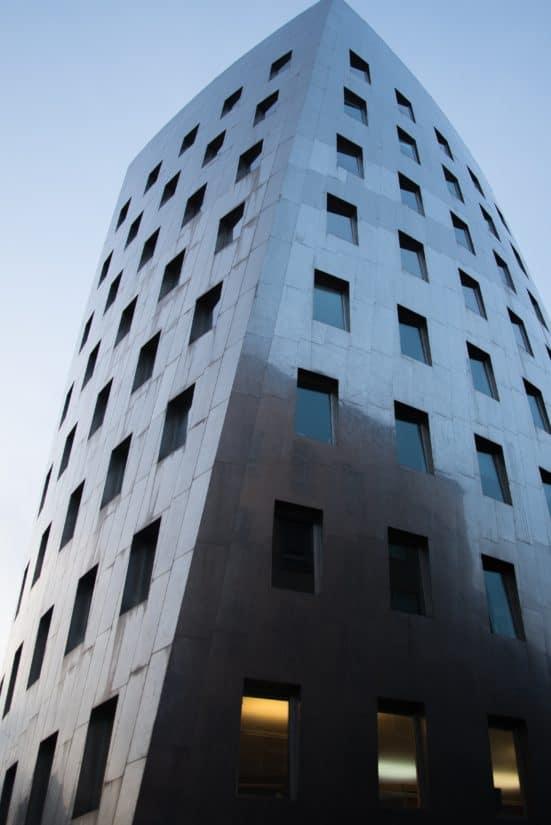 architecture, city, urban, tower, building, exterior, window, sky, exterior, glass