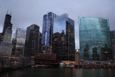 edificio, urbano, città, architettura, paesaggio urbano, centro città, fiume, Torre