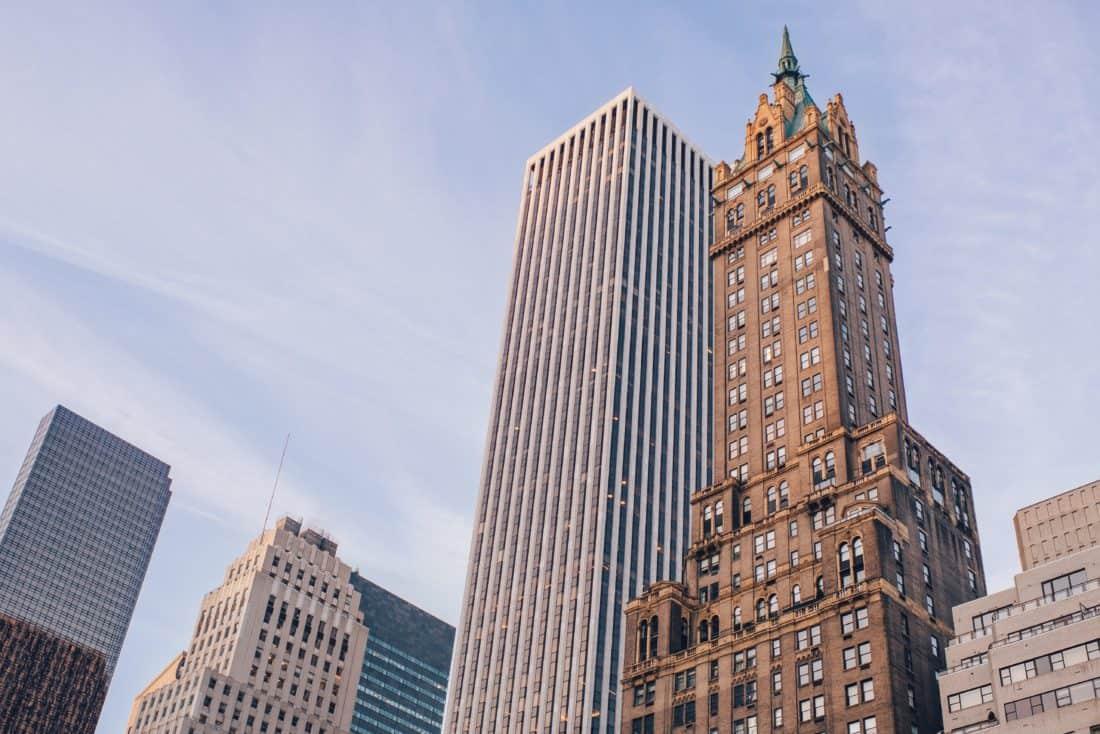 建築、都市、メトロポリス、ダウンタウン、空、建物、モダンで都会的、タワー