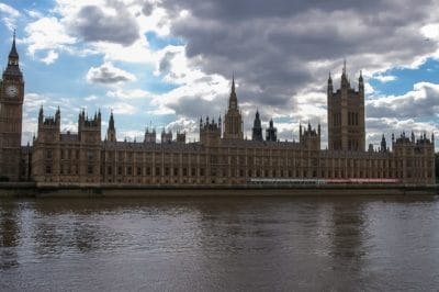 architecture, river, city, metropolis, cloud, parliament, downtown, tower