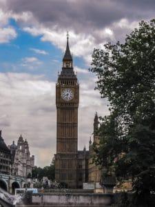 Clock, bangunan, Inggris, street, arsitektur, menara, lama, kota, Parlemen, landmark