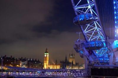 città, crepuscolo, architettura, Torre, cielo, notte, pietra miliare, urbano, all'aperto