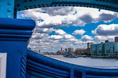 stad, architectuur, bouw, water, blauwe hemel, wolk, buiten