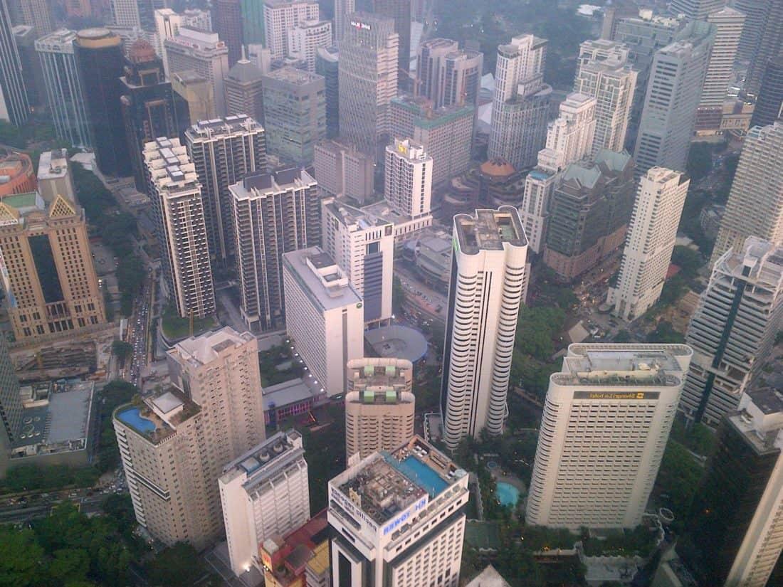 도시, 도시, 건물, 시내, 건축, 도시, 타워