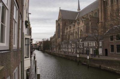 arquitectura, canal, ciudad, centro de la ciudad, cielo, río, estructura, cielo, urbano