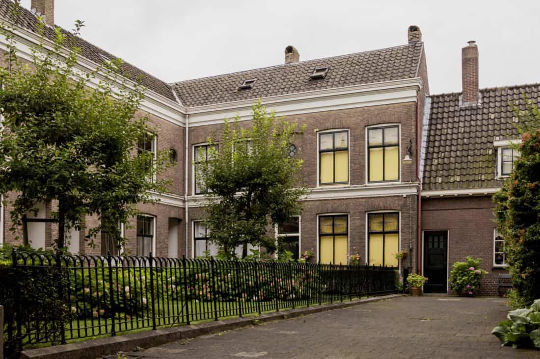 High Quality Architektur, Außen, Garten, Zaun, Haus, Haus, Immobilien, Fassade,