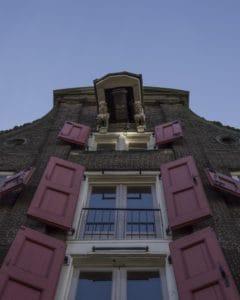 Architektur, Fenster, Gebäude, Fassade, Fassade, Haus, blauer Himmel, im freien