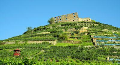 arquitectura, la agricultura, la colina, planta rural, paisaje,