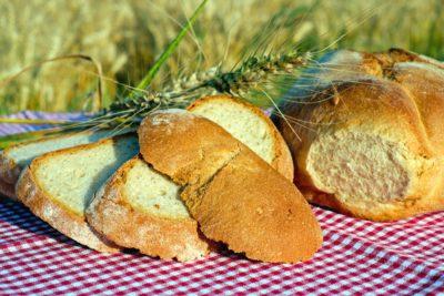 cibo, cereali, colazione, cereali, pane, dieta biologica,
