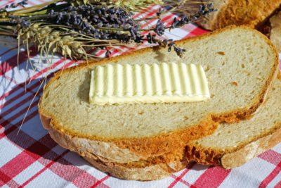 pane, formaggio, dieta, cibo, colazione, pianta