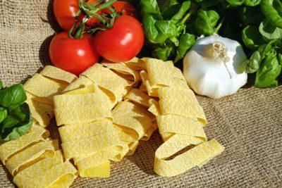 cibo, verdura, pomodoro, verdure, cipolla, aglio, cibo, nutrizione