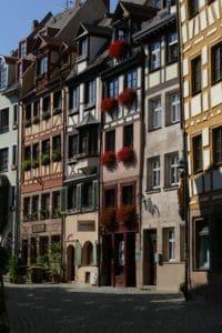 architecture, house, street, building, facade, city, urban, outdoor