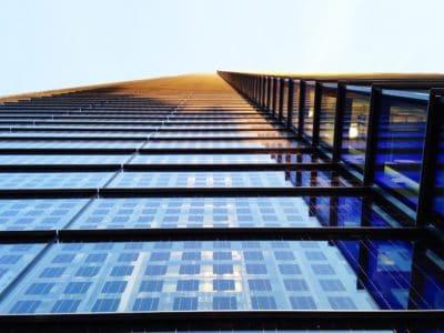 edificio, fachada, arquitectura, ciudad, urbana, vidrio, moderna, del cielo, torre, estructura