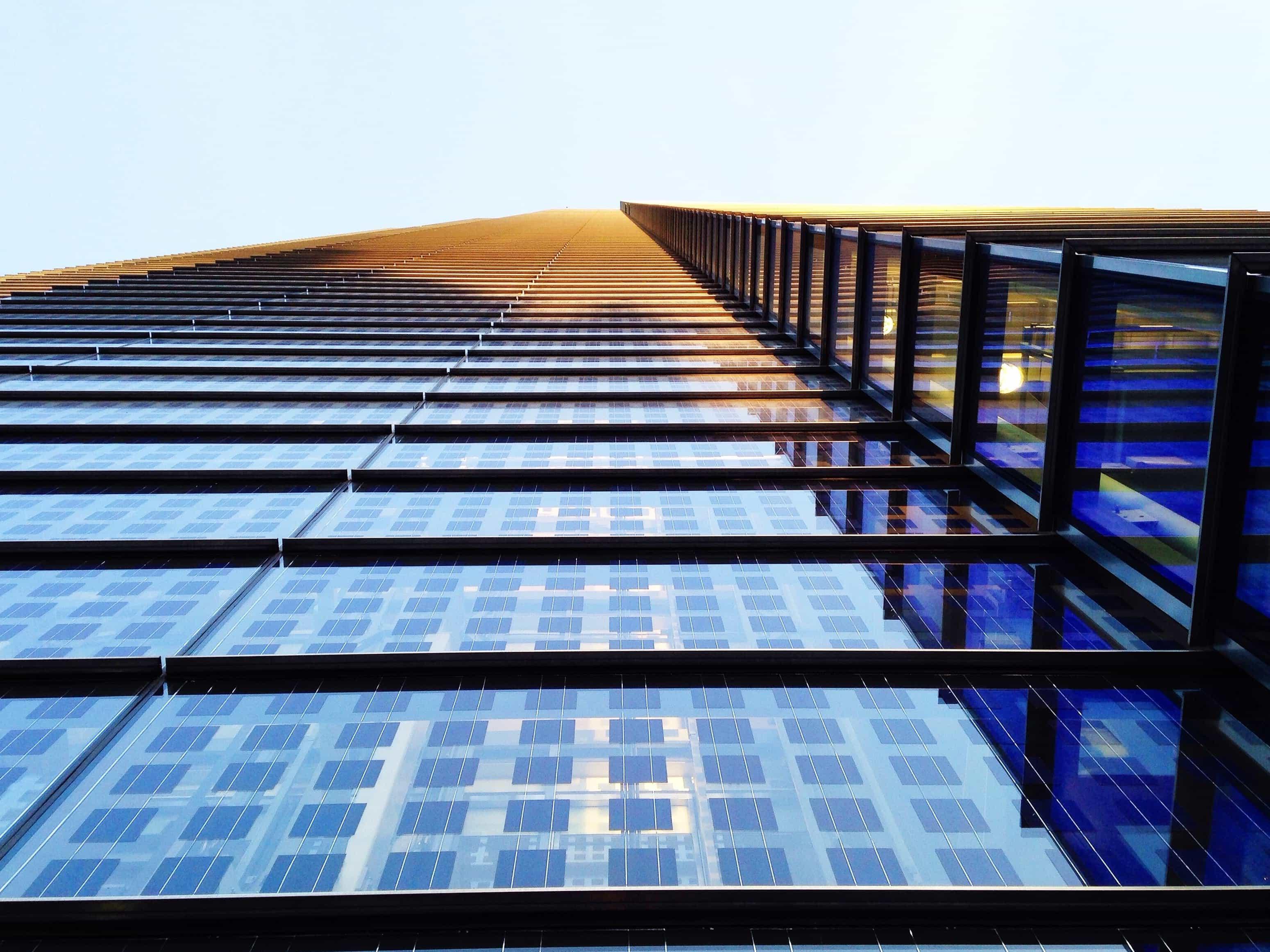 Kostenlose bild geb ude fassade architektur stadt for Moderne architektur gebaude
