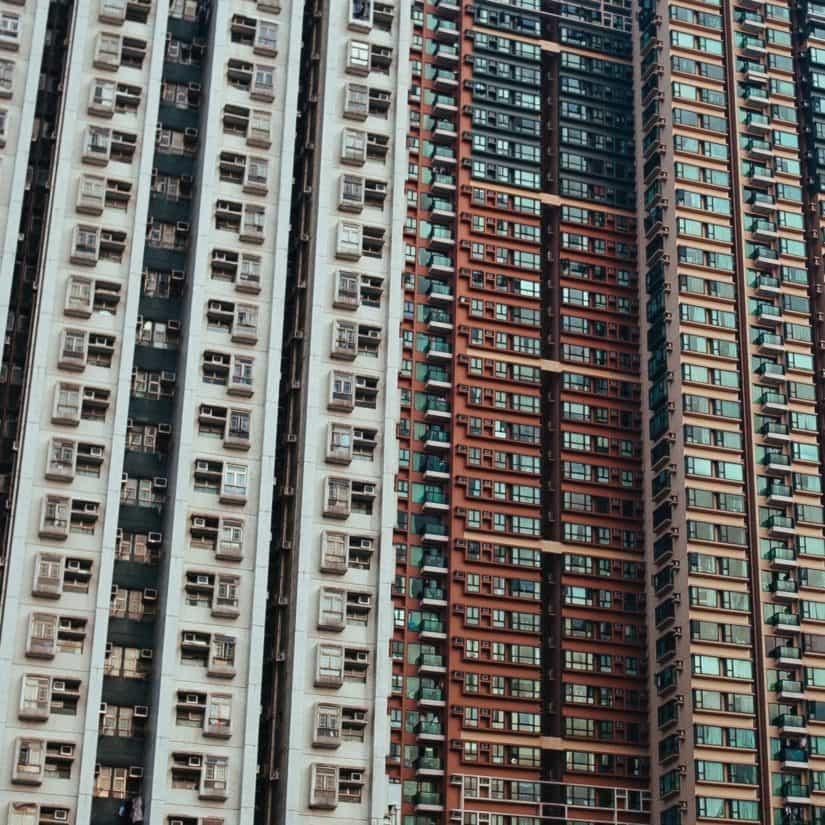 Wohnung, Gebäude, Architektur, Immobilien, Fenster, Fassade, Balkon, Stadt