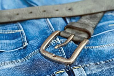 buckle, pants, belt, blue jeans, textil