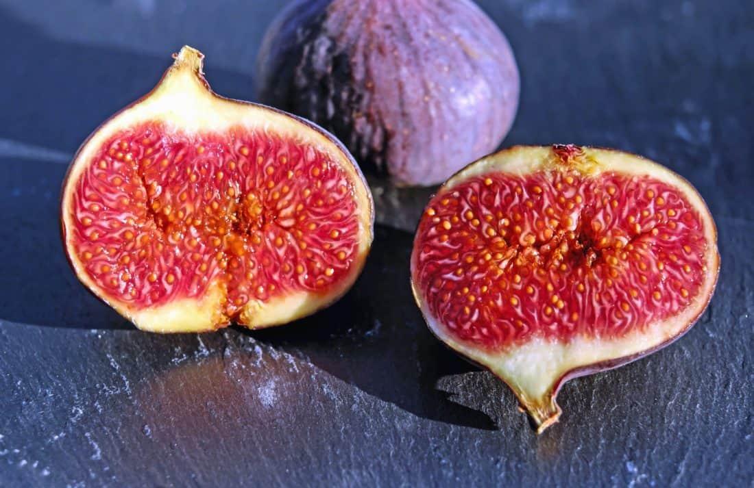 ovoce, jídlo, sladká, fig, strava, vitamín
