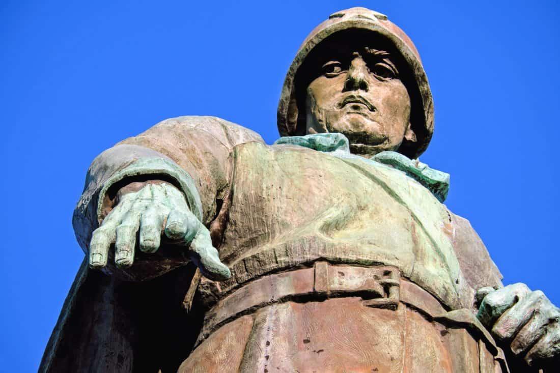 Statua, scultura, antico, cultura. architettura, arte, monumento, uomo