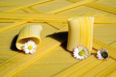 flor, Pétalo, macarrones, pasta, harina, alimentos, nutrición, decoración, spaghetti