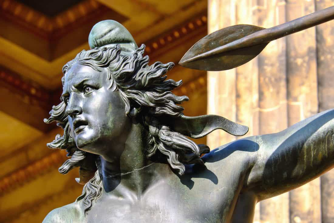 flèche, art, statue, sculpture, culture, ancient, monument