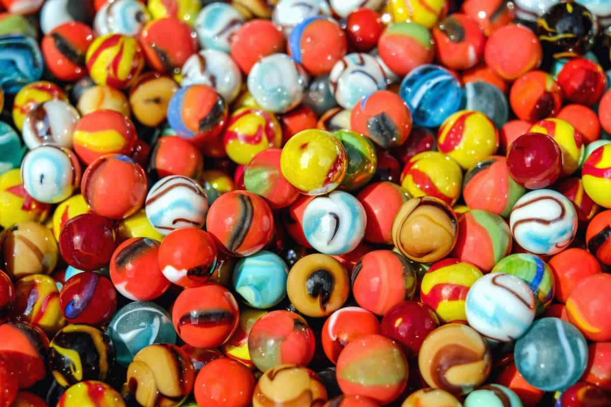 toy, glass, porcelain, colorful, ball, game, colorful