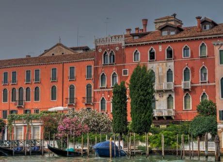 Старый, дом, город, архитектура, дворец, резиденция, город, Открытый