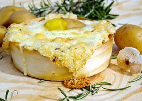 alimentaires, pommes de terre, oeuf, omelette, alimentation, bio