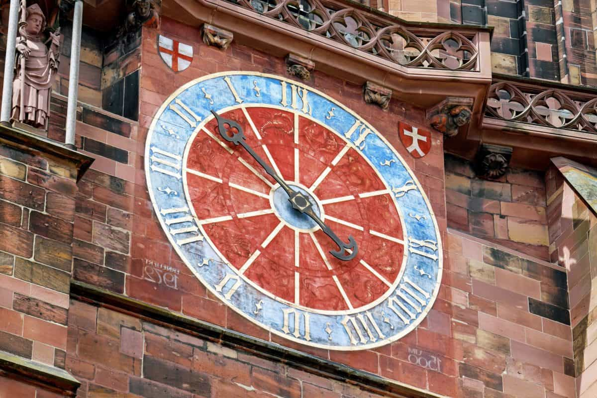 clock, time, architecture, urban, old, timepiece