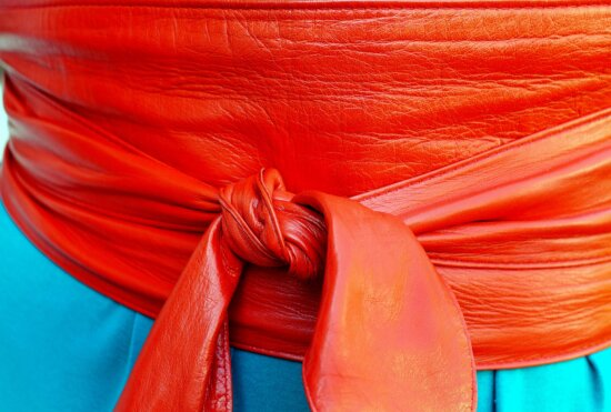 fabric, fashion, knot, texture, red, textil