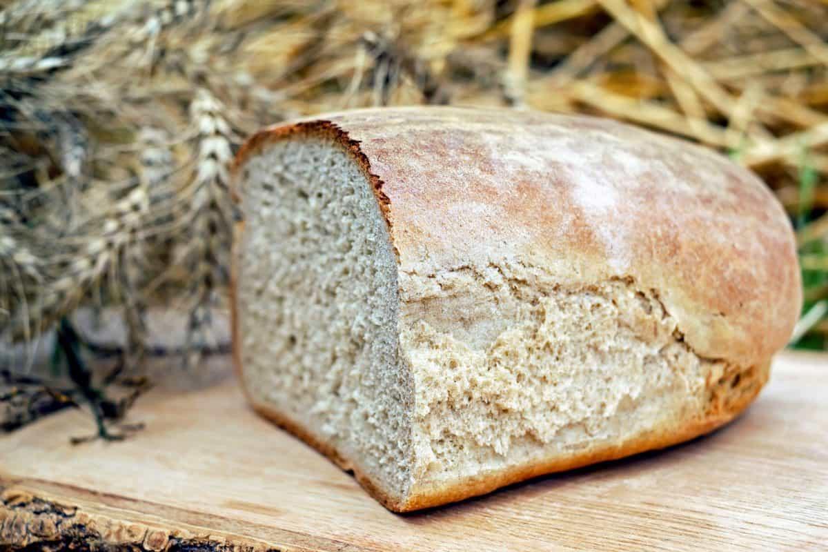 food, wood, breakfast, bread, cereals, organic, homemade