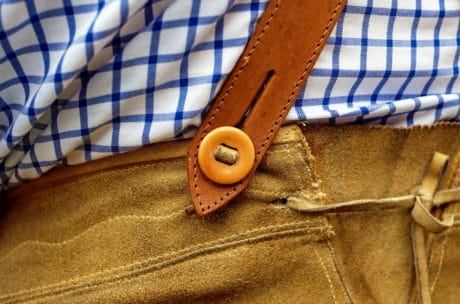 pants, leather, fashion, button, textile, button
