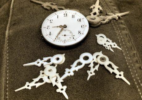 шев, текстил, часовник, часовник, минути