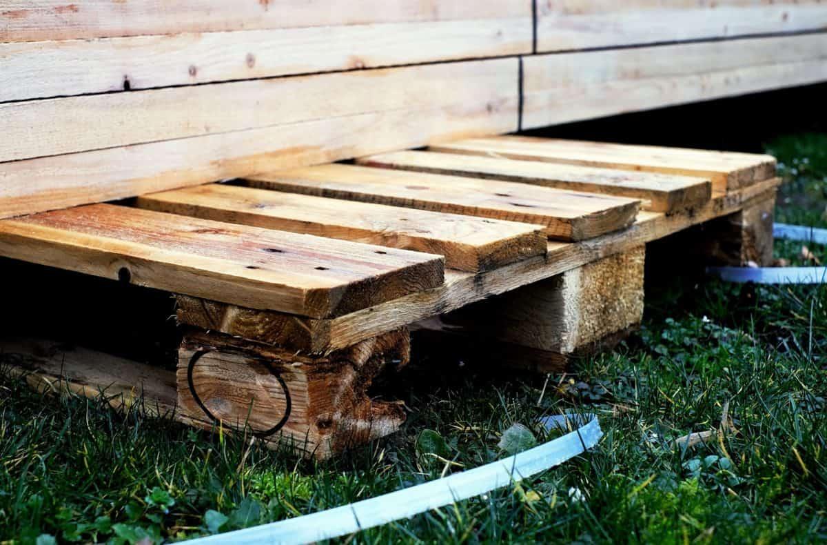 Wood Plank Gr Pallet Outdoor Object Daylight