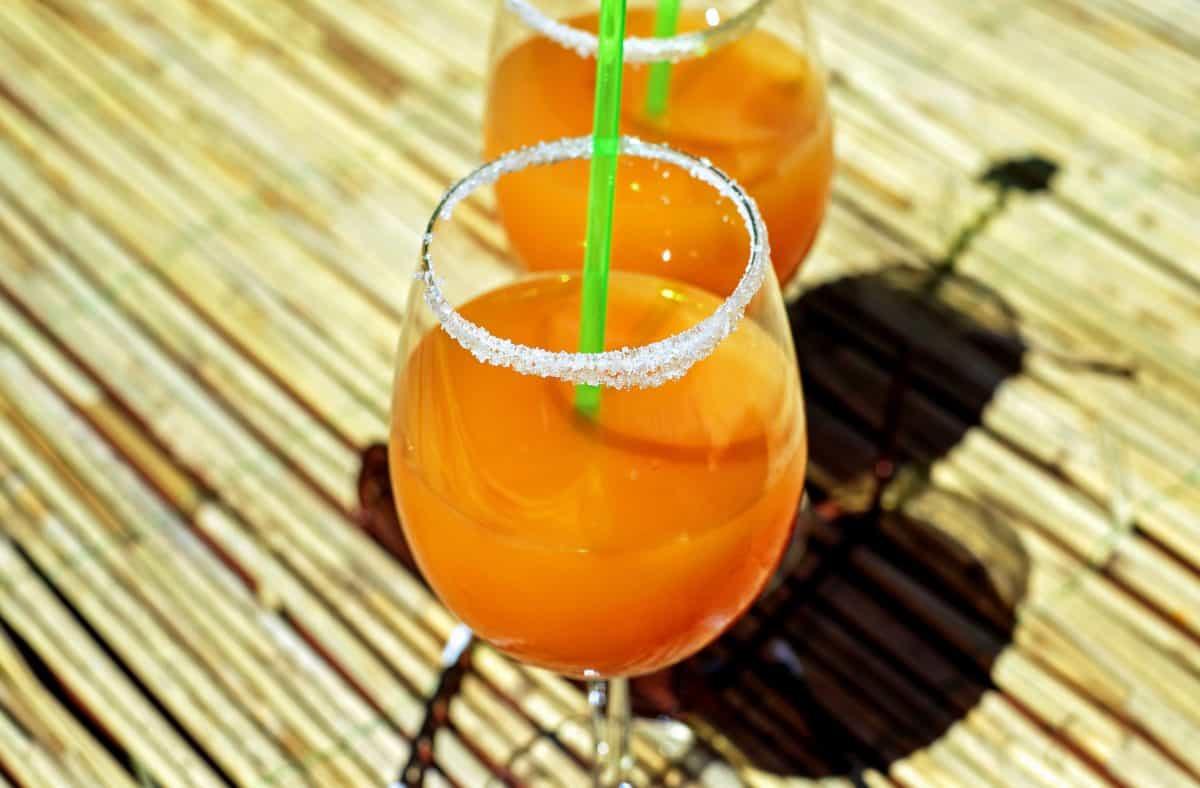 staklo, voćni sok, piće, piće, voćni koktel, tekućinu, hranu